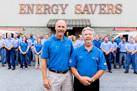 Energy Savers of Georgia team photo