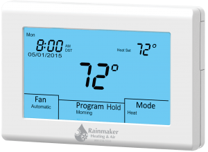 Comfort thermostat from Jackson Systems LLC